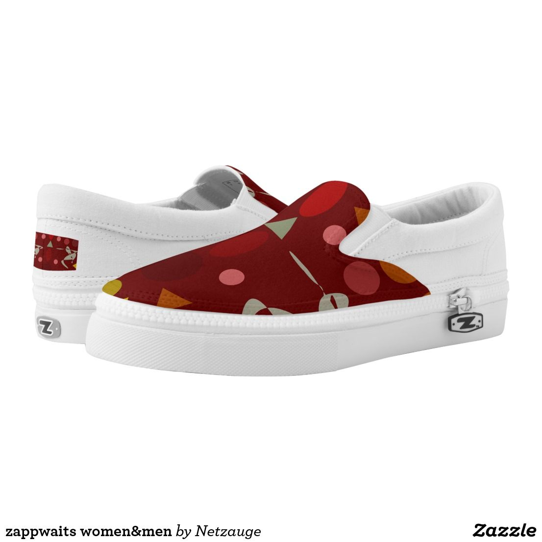 zappwaits women&men Slip On sneaker | | Turnschuhe