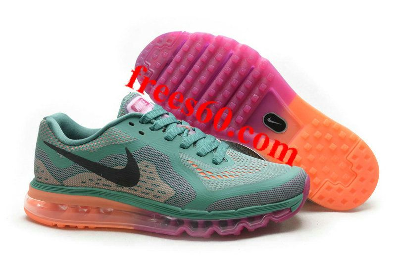 hot sale online 11321 b6b3e Discover the Discount Nike Air Max 2015 Woman Running Shoes - Green Orange  Pink Cheap To Buy group at Pumacreeper. Shop Discount Nike Air Max 2015  Woman ...