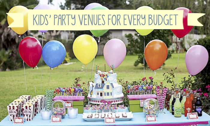 Affordable Kids Birthday Party Venues Within The Klang Valley - Childrens birthday party events