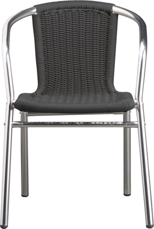Rex Grey Chair Gray Dining Chairs Patio Chairs Makeover