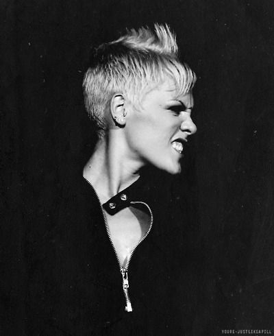 P!nk...epitome of cool