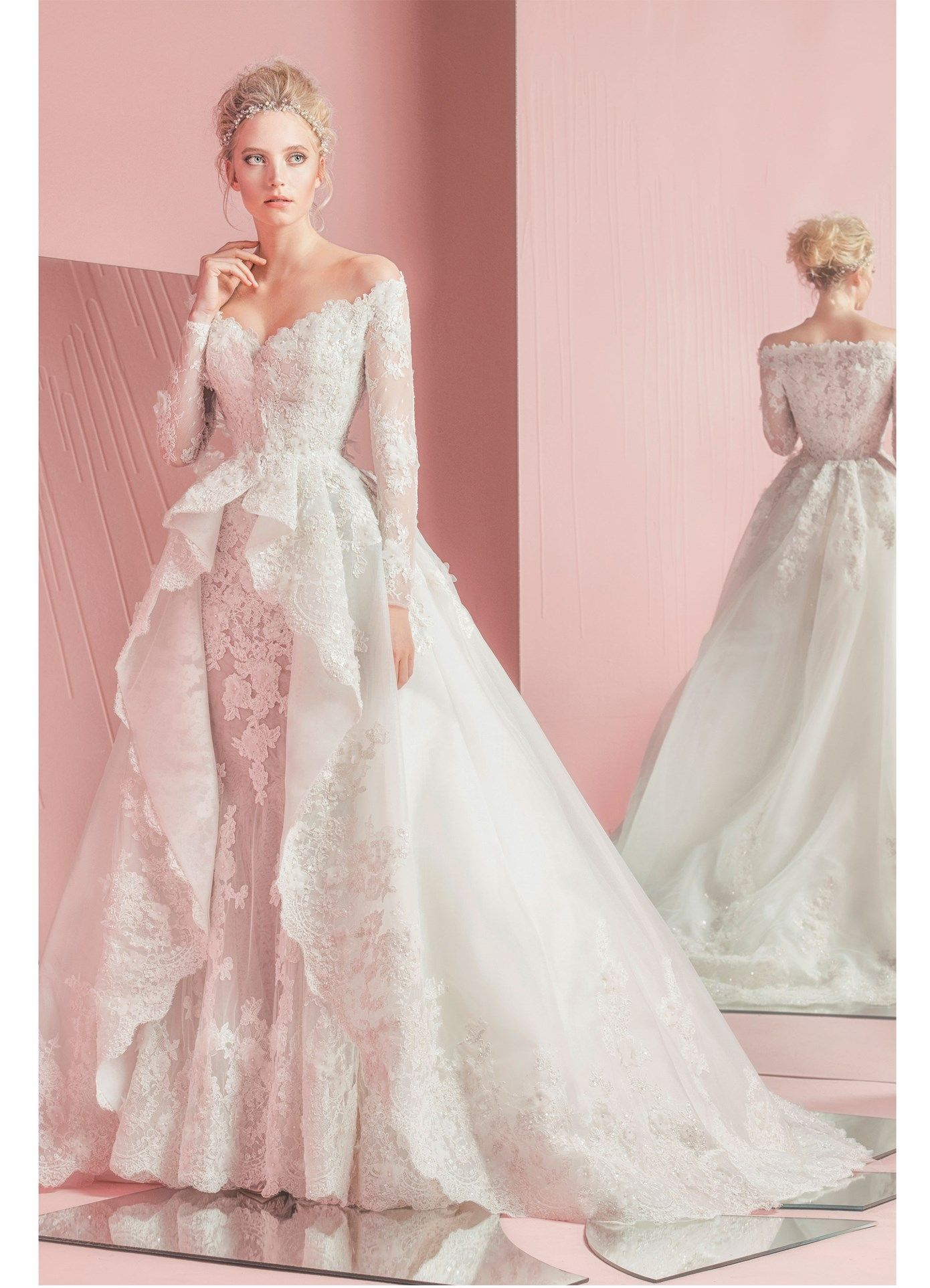 Naughty Gal Shoes : Wedding dresses by PERINA | Bridal dresses ...