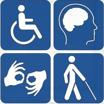 Disability With Images Special Education Law Disability Awareness