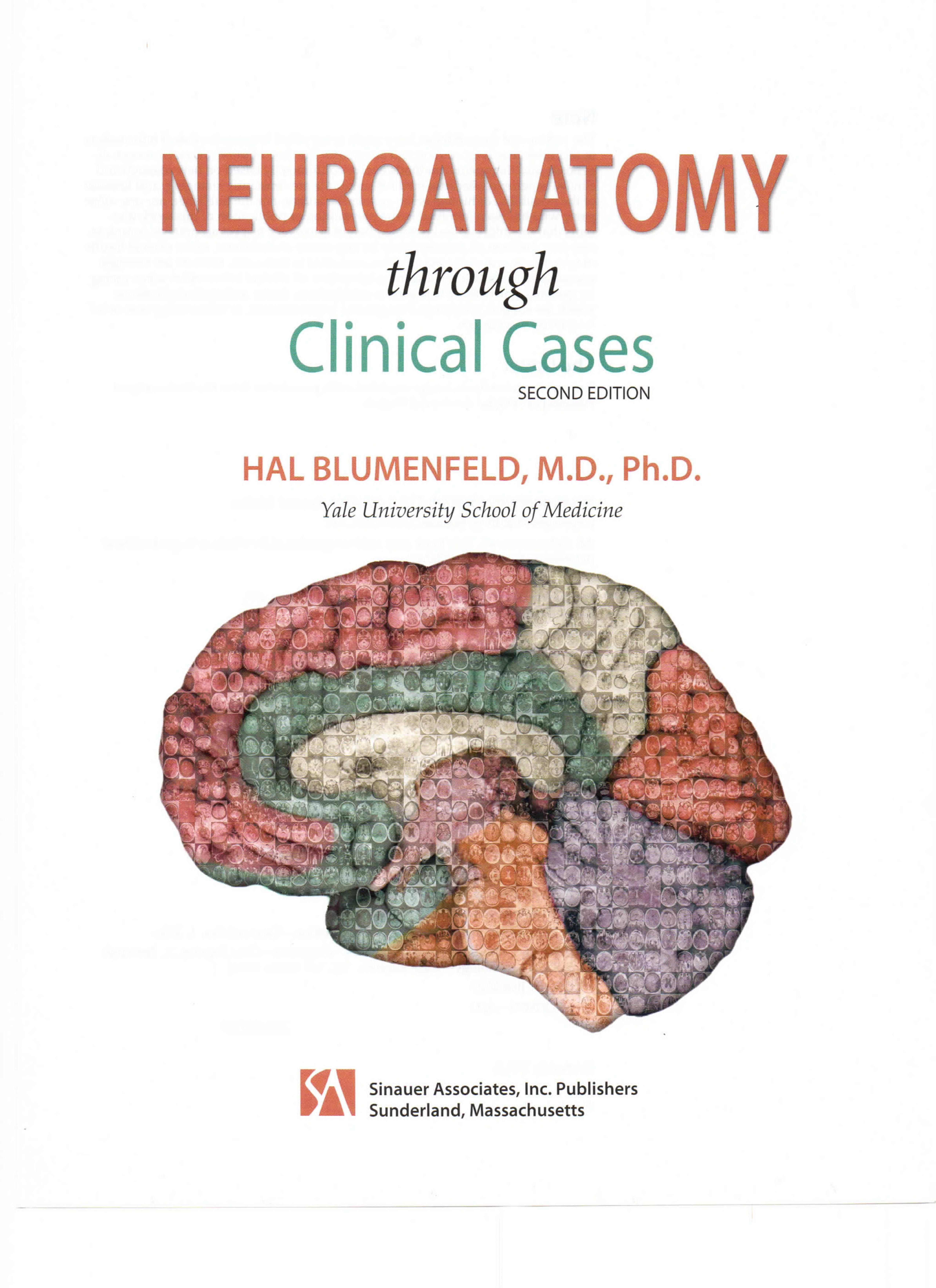 Neuroanatomy Through Clinical Cases 2010 2nd Ed Lmk S Med