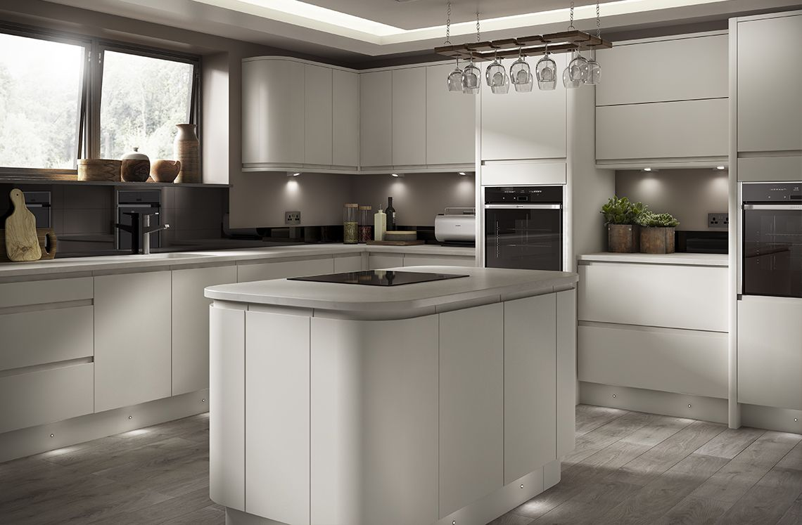 Best Soho Matt Grey Benchmarx Kitchens Joinery With Images 640 x 480