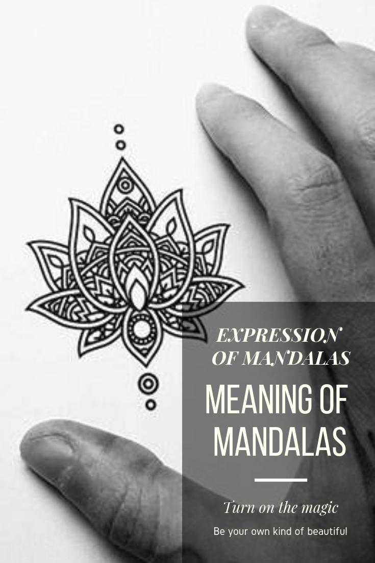 26++ Lotus flower mandala tattoo meaning inspirations