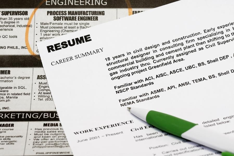 Tips For Creating The Best Possible Resume Basic resume