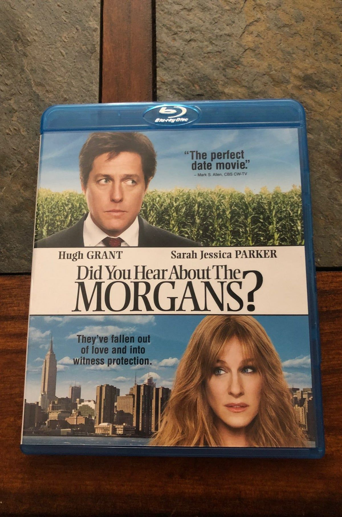 Did You Hear About The Morgans Blu Ray Very Funny Movies Hugh Grant Movies Hugh Grant