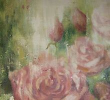 English roses by Merle Sild