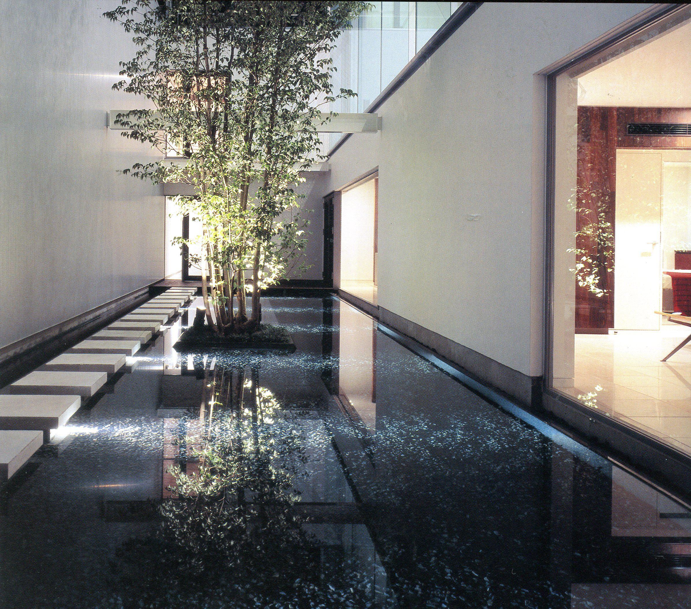 architect kishi warou the new zen garden designing quiet spaces