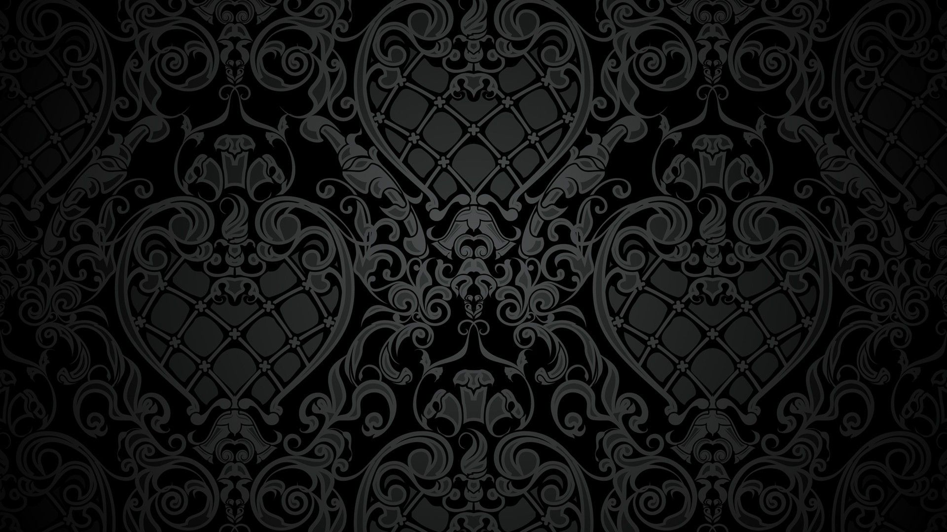 Hdscreen black background graphic design pattern vectors for Black wallpaper with design