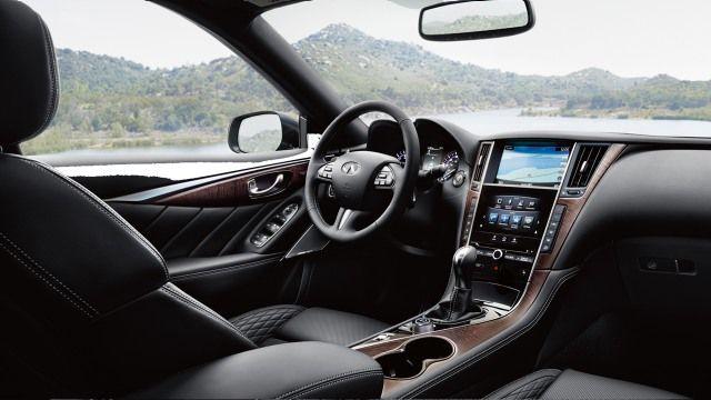 2017 Infiniti Q50 Red Sport 400 With Design Package Interior Interior Trim Details Cayenne Gts Infiniti Q50 Red Sport Porsche Cayenne