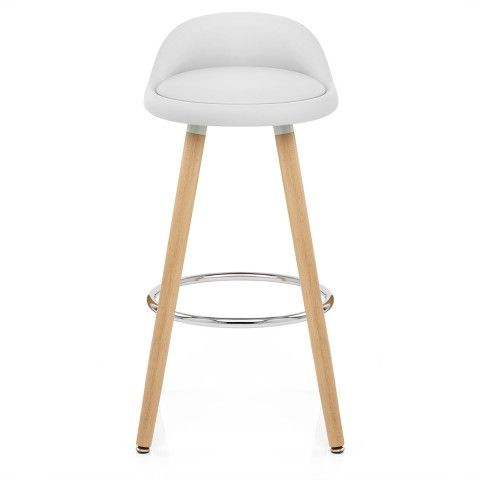 Excellent Jive Wooden Stool White In 2019 Kitchen Ideas Stool Theyellowbook Wood Chair Design Ideas Theyellowbookinfo