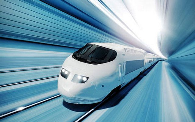 Now Travel From Delhi To Amritsar Via Chandigarh In Just 2 Hours At A Blazing Speed Of 300 Km Hr Speed Of Sound Train Mode Of Transport
