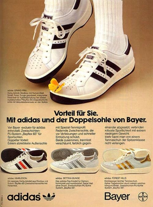Vintage Adidas Sneakers Gratis mennesker    folk følger mig normalt, når jeg poster adidas ...   title=          Sneakers