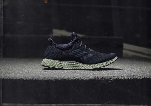 cb9610a4d0590e FUTURECRAFT 4D. Adidas is set to release the futuristic shoe on January 18.  Photo