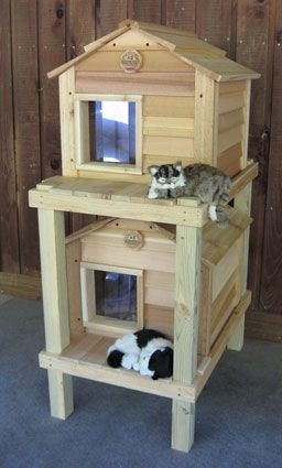 Love This Need It For My Outside Kitty Feral Cat House Outdoor Cat Shelter Outdoor Cat House