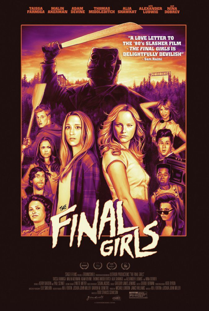 Nonton The Final Girls 2015 Sub Indo Movie Streaming Download Film