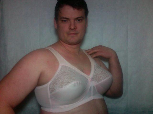 How to wear bra for men catalog photo