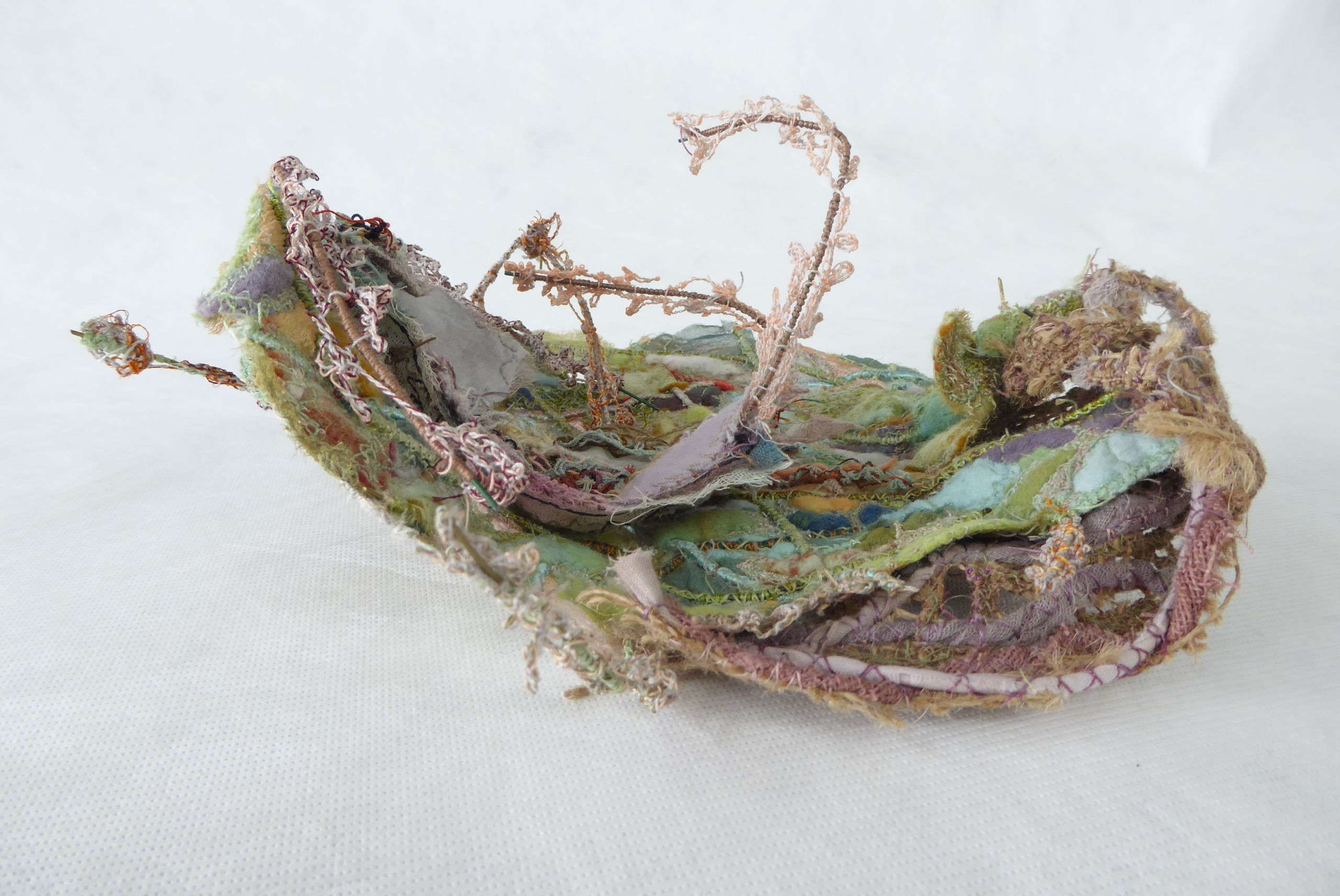 A cradle for a fairy.