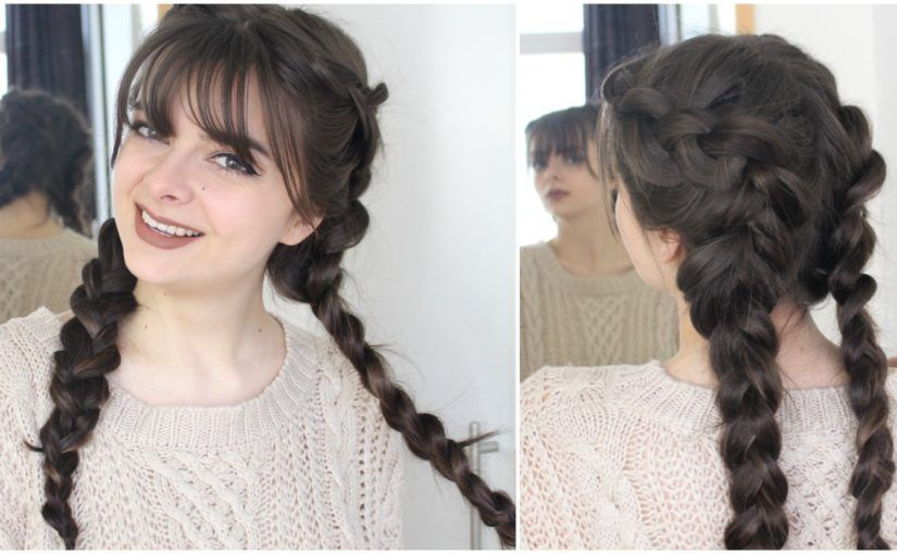 How To Use Clip In Extensions To Create Perfect Braids Braids With Extensions Braided Hairstyles Hair Styles