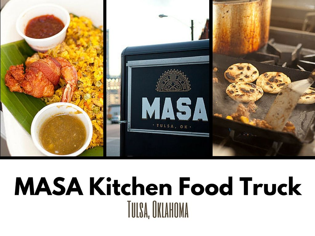 Masa Kitchen Food Truck American Cuisine Food Truck Food