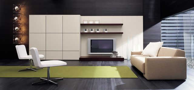 Modern Living Room Cabinet 11 Jpg 640 296 Pixels Modern Cupboard