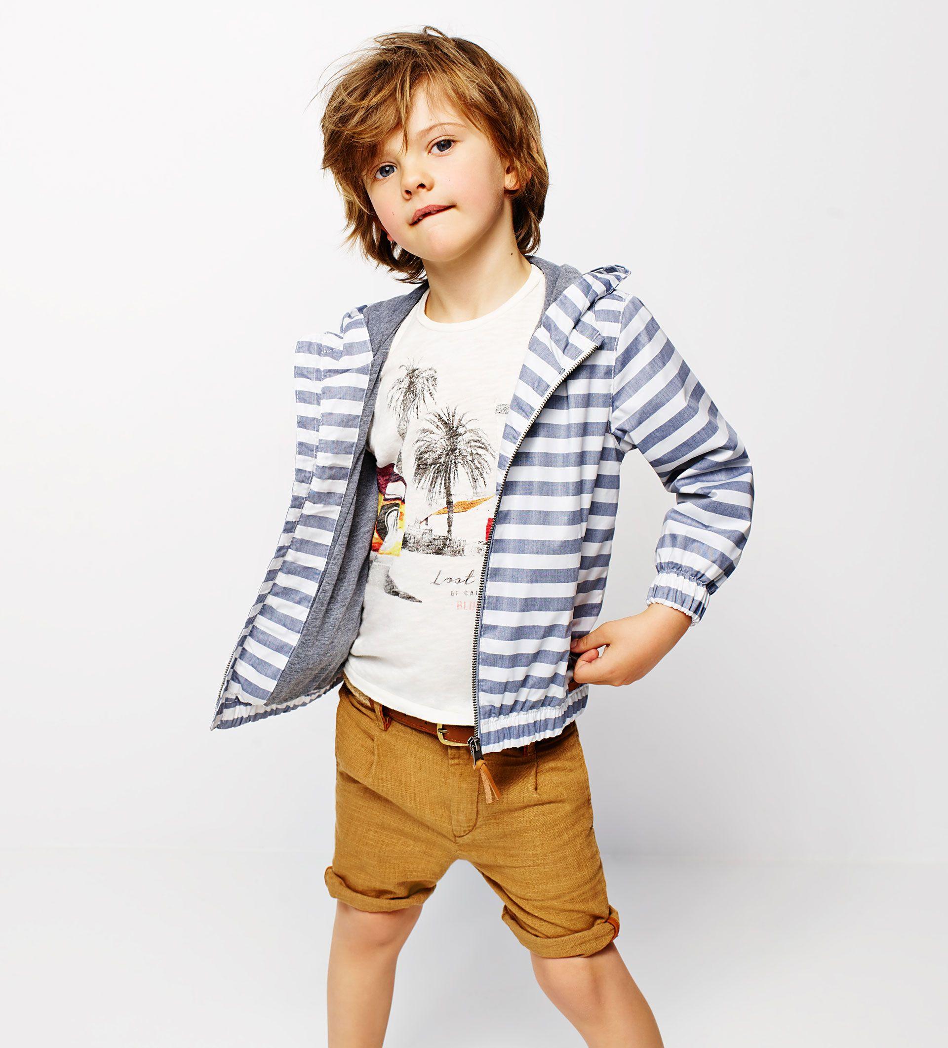 striped jacket jackets boy 4 14 years kids zara germany pinterest. Black Bedroom Furniture Sets. Home Design Ideas