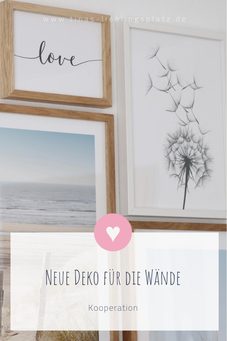 Neue Deko für die Wände | Kooperation #wohnzimmerideenwandgestaltung
