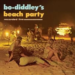 bo didleys beach party lp | Vintage Vinyl Records: Bo Diddley - Bo Diddley's Beach Party