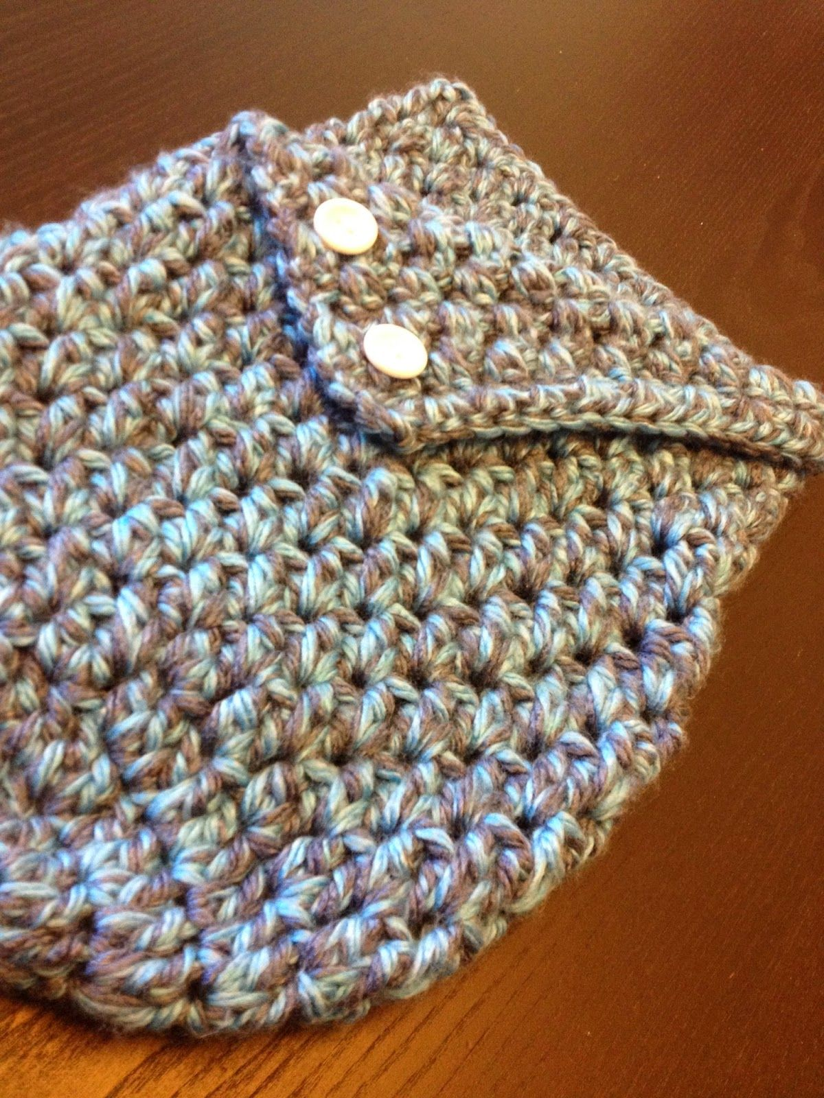 All-Wrapped-Up Free Crochet Baby Cocoon Pattern (With ...