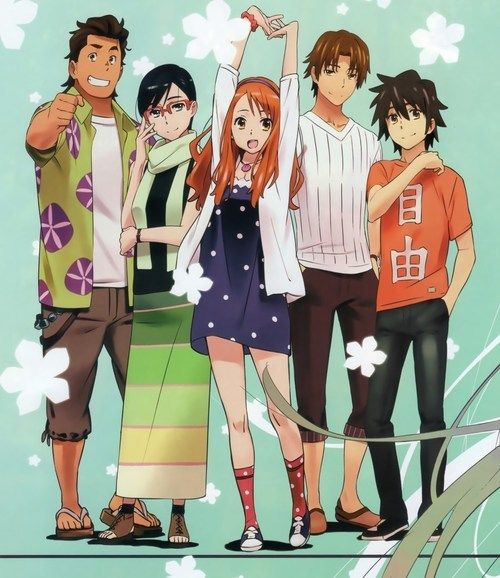 Anohana The Fact That Menma Is Not Going To Be There Anymore