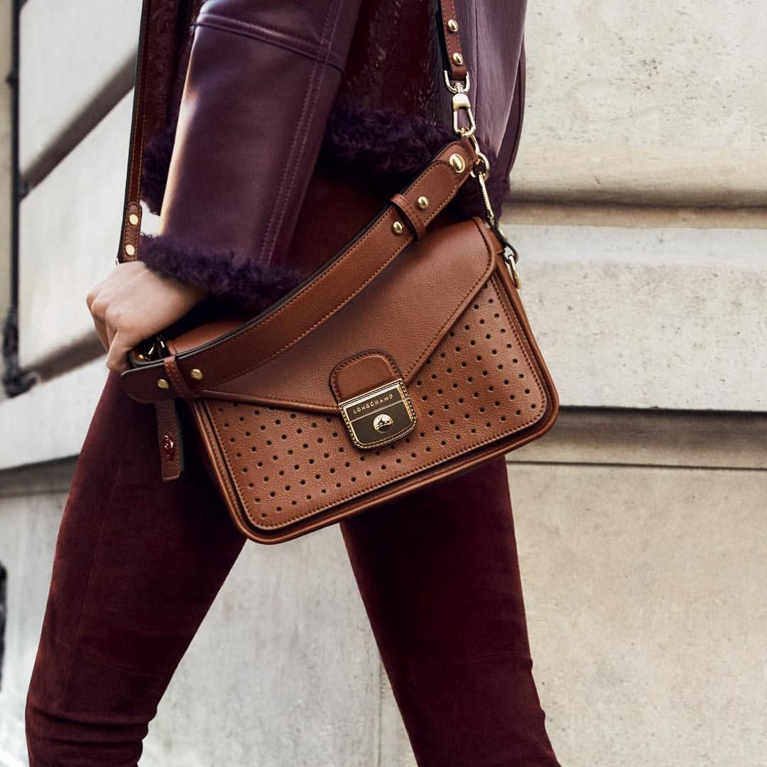 3,197 mentions J aime, 26 commentaires - LONGCHAMP sur Instagram   « The  new Mademoiselle Longchamp Collection was made for women looking to  showcase their ... d730e86c94