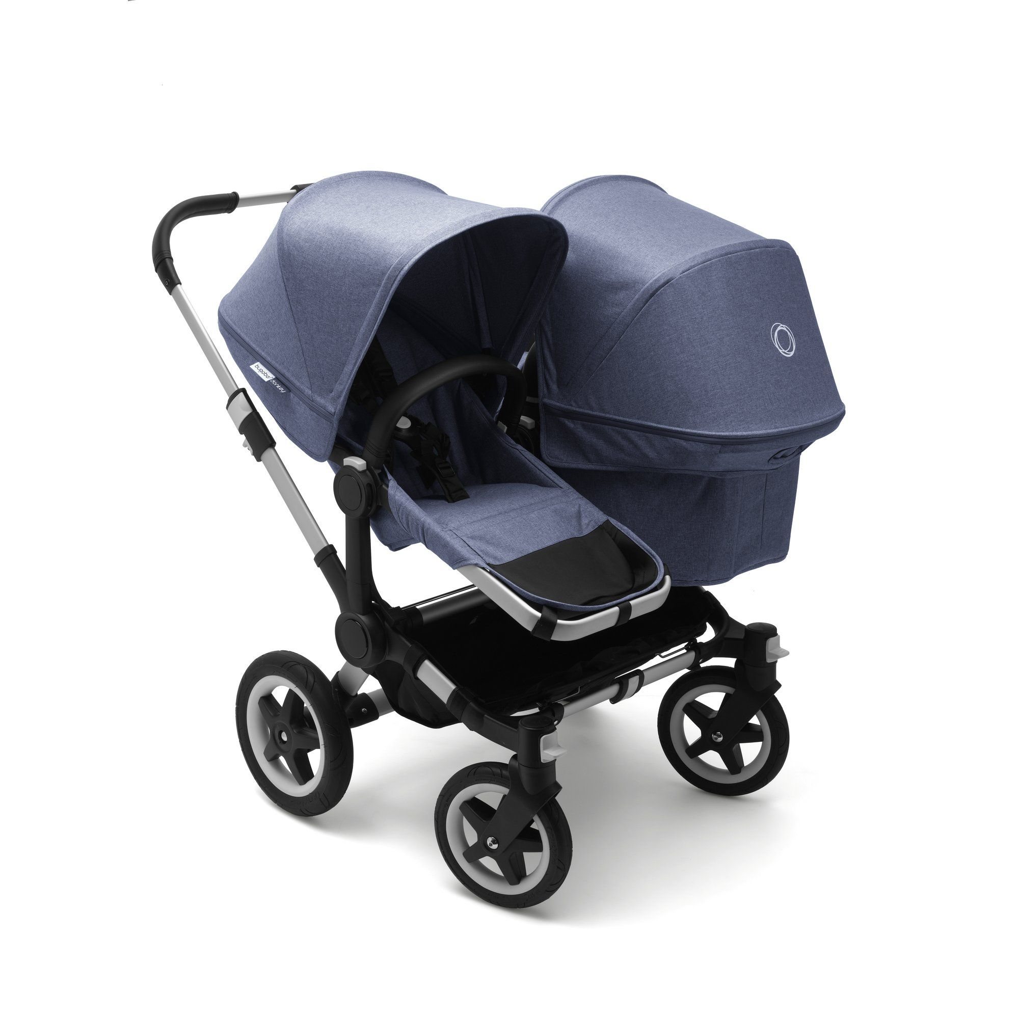Free shipping and no sales tax on the Bugaboo Donkey2 duo