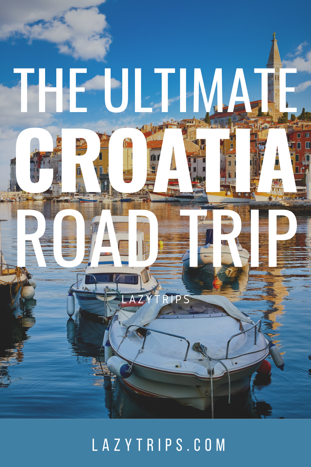 Ultimate Croatia Road Trip Drive From Dubrovnik To Zagreb Lazytrips Road Trip Europe Trip Road Trip Inspiration