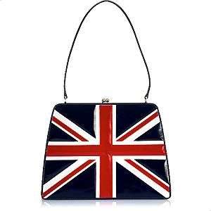 The Terrier and Lobster: Union Jack Design: Cosmetics, Accessories, Apparel