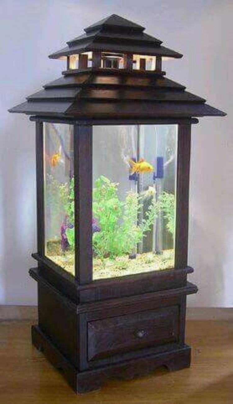Home Aquarium Design Ideas: 60 Amazing Aquarium Design Ideas For Indoor Decorations