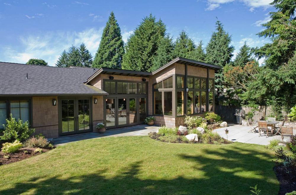 100 лучших современных идей 2018: крыши частных домов фото ...