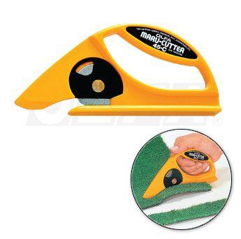 Cuchillo corta alfombra cuchilla circular con pr ctico for Tipos de alfombras