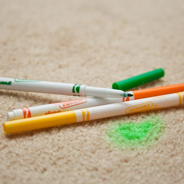 How To Remove Permanent Marker Organization