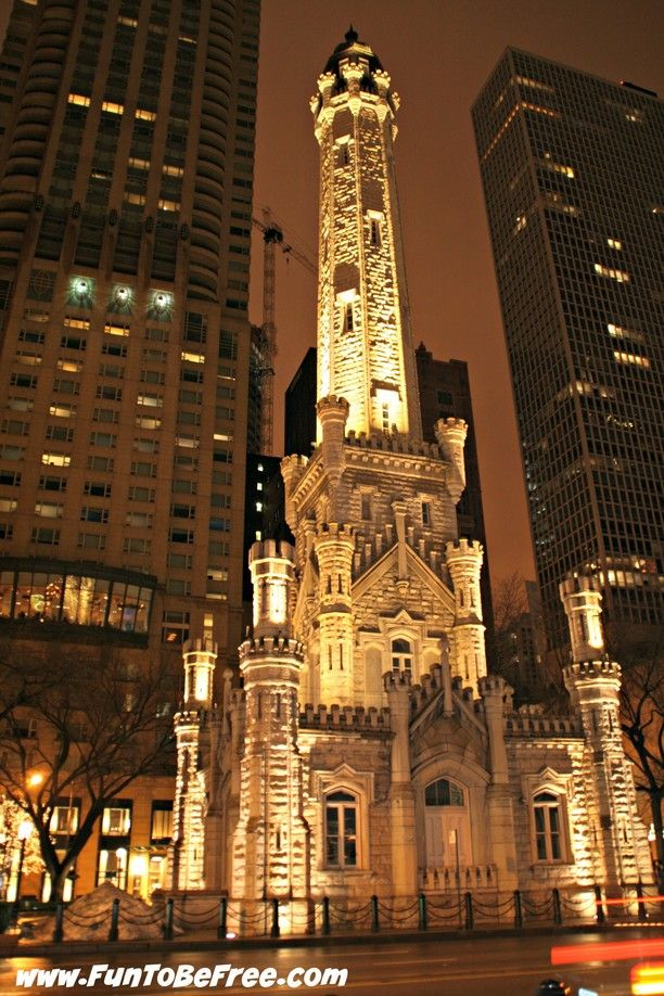 Water Tower Place, Chicago, Illinois — by Eric & Kristy's