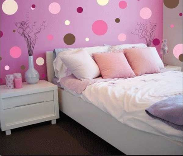 Polka Dot Wall Decals Casa Plu Pinterest Polka Dot Wall - Wall decals polka dots