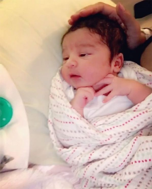 Dream Kardashian The Touching Reason Rob Blac Chyna Chose Their Sweet Baby Name Dream Kardashian Sweet Baby Names Newborn