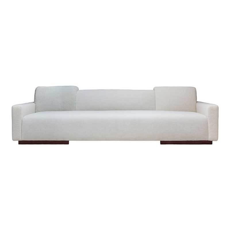 Langt Settee Solland Limited Bespoke Furniture London Luxury Furniture Gallery London Bespoke Furniture Luxury Furniture Furniture