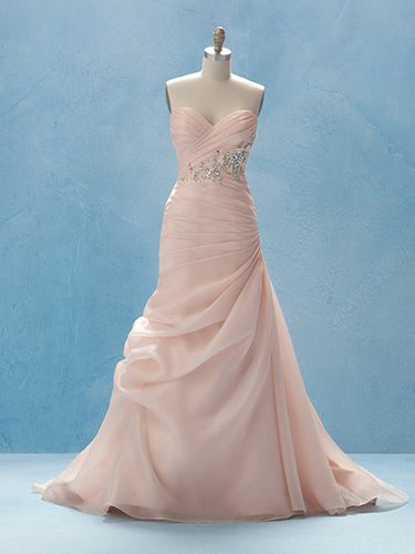 Guess Who Inspired These Wedding Gowns | Disney princess weddings ...