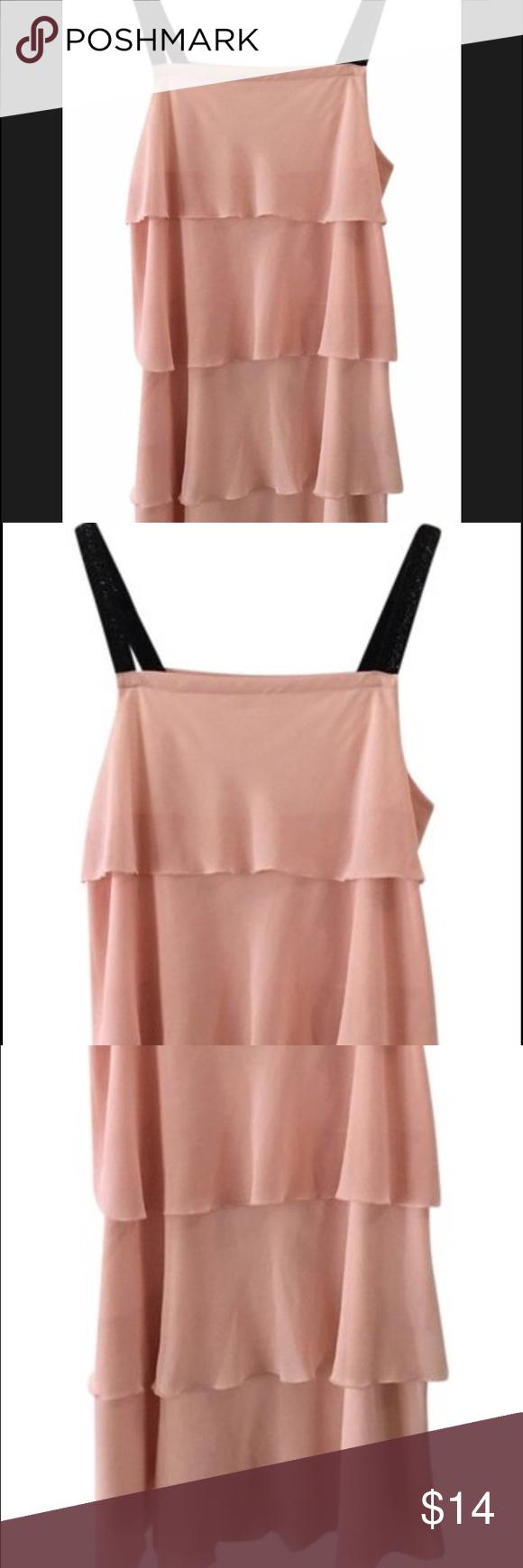 Selling this Pink dress on Poshmark! My username is: mcgows22. #shopmycloset #poshmark #fashion #shopping #style #forsale #Forever 21 #Dresses & Skirts