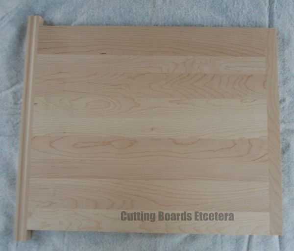 Tee Shaped Replacement Pull Out Cutting Board
