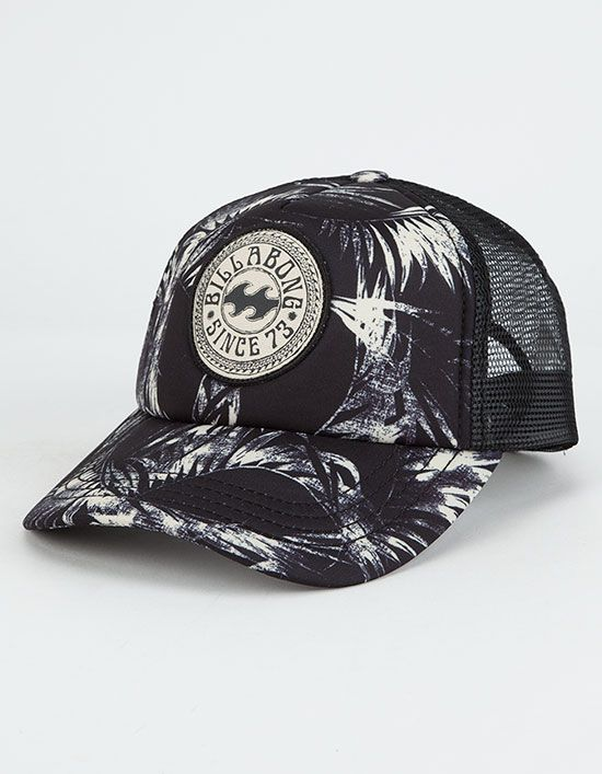 665103cb8 BILLABONG Heritage Mashup Womens Trucker Hat | Clothes & Accessories ...