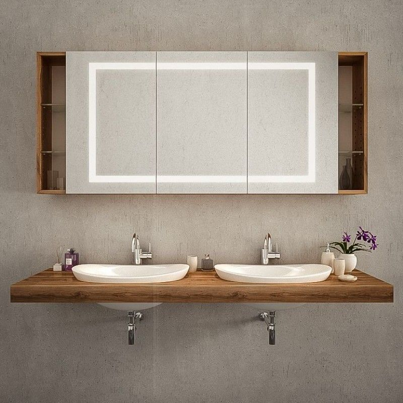 LED Spiegelschrank kaufen   Saragossa   Spiegel21 in 2020 ...