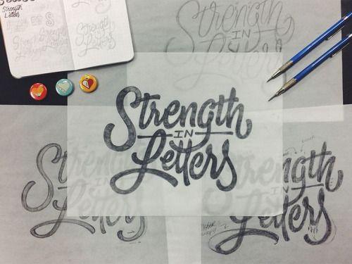 Strength in Letters  http://ift.tt/1LpbS6J